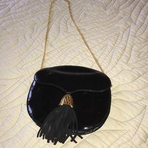 Parisian Patent Leather Bag